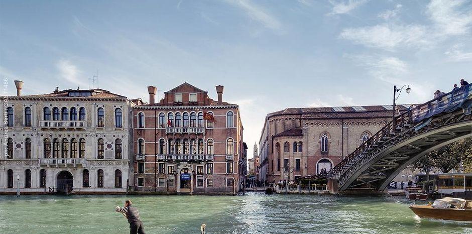 HOTEL GALLERIA VENEDIG - Venedig, Italien